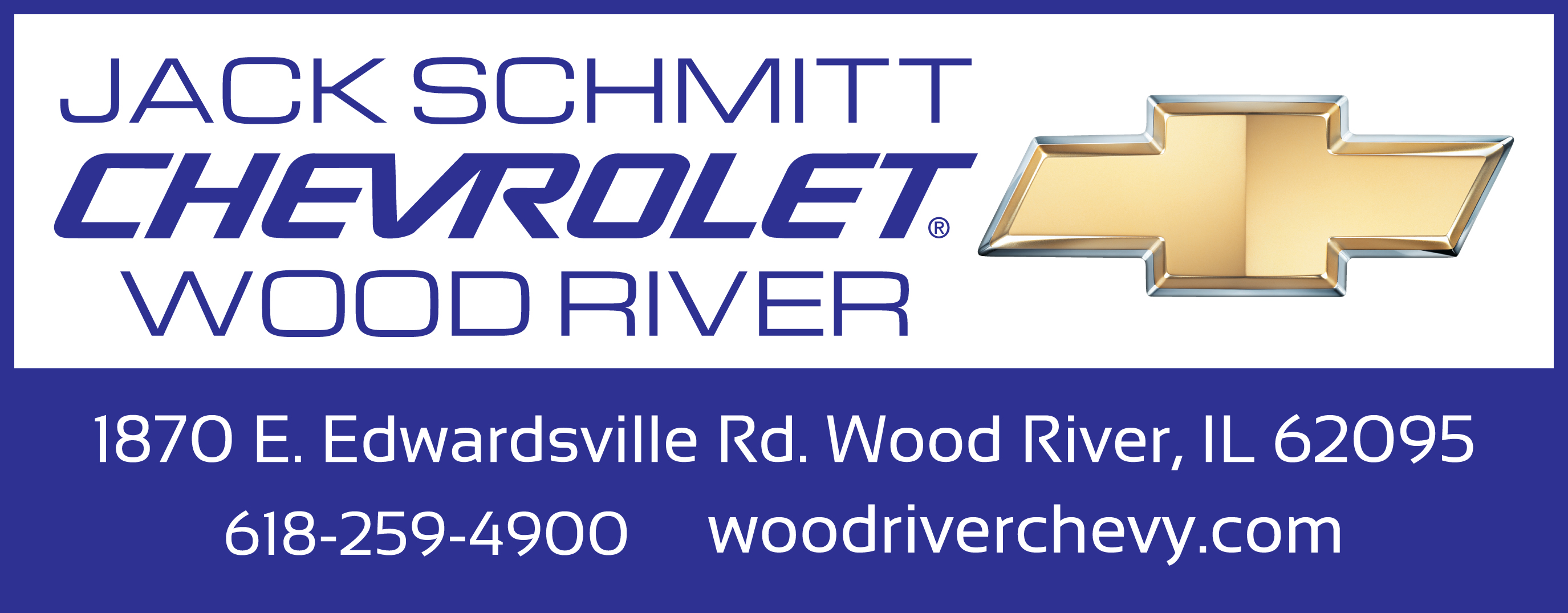 Jack Schmitt Chevrolet Wood River Il >> Car Raffle Gift Of Voice